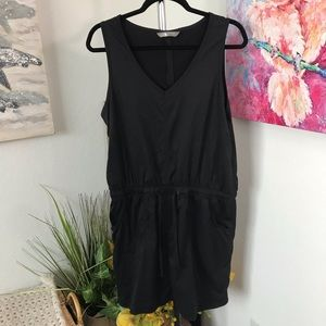 The North Face Women's Black Romper Size Large